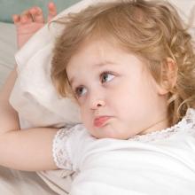 trudności z zasypianiem