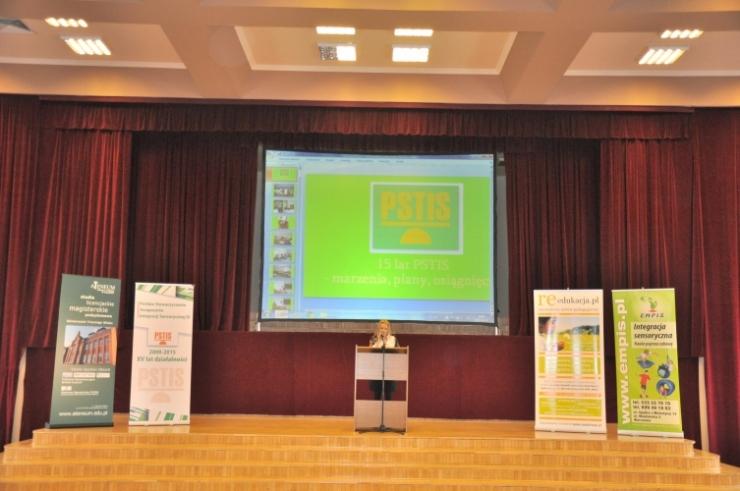 """II Międzynarodowe Sympozjum Naukowe: """"Przetwarzanie sensoryczne, jego znaczenie dla rozwoju i funkcjonowania człowieka."""""""