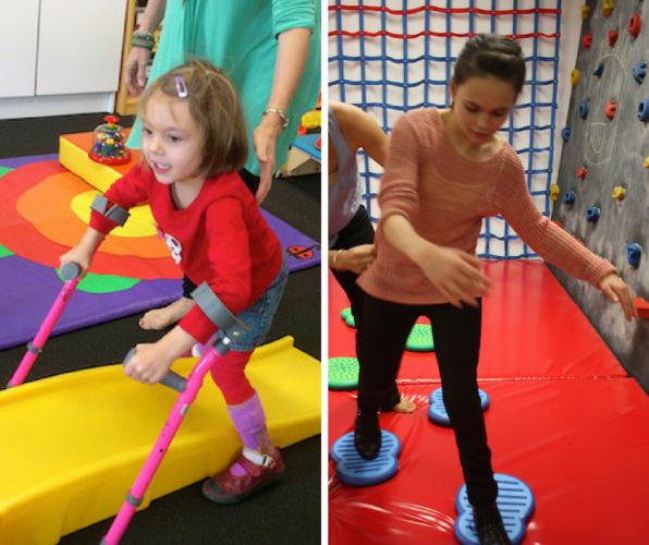 Mózgowe porażenie dziecięce i integracja sensoryczna